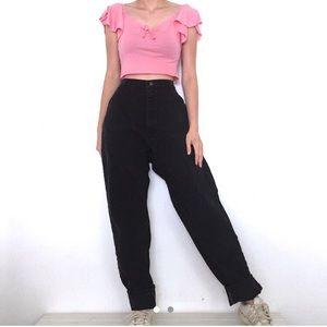 Vintage Wrangler Black Jeans